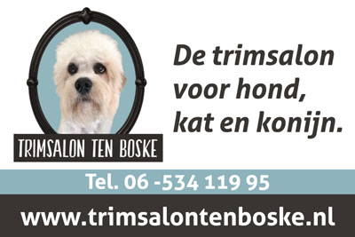 Trimsalon ten Boske